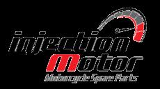 Σιαγώνες Σετ HONDA ANF 125cc (INNOVA)/ANF 125i (INNOVA INJECTION) Κόκκινες Γνήσιες